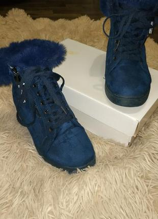 Сникерсы, кроссовки, ботинки зима
