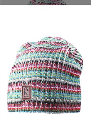52р отличная шапка reima