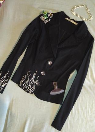 Шикарный пиджак, жакет