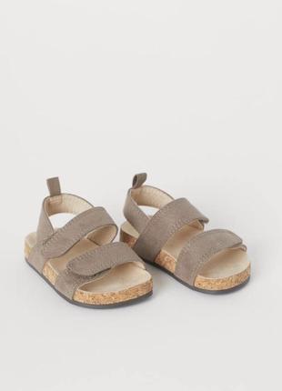 Босоніжки, сандалі,/ босоножки, сандали, 22р, h&m