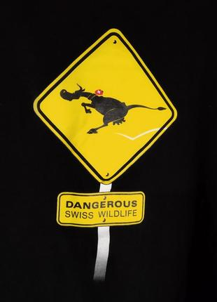 Футболка wildlife dangerous