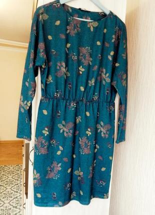 Тепле платье