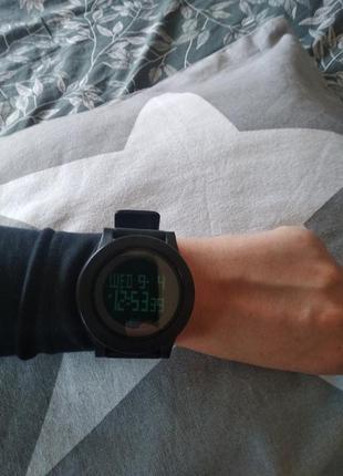Очень стильные часы skmei 1142