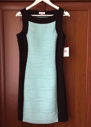 Плаття шикарне calvin klein,оригінал,нове, коктельне, вечірнє, розмір m