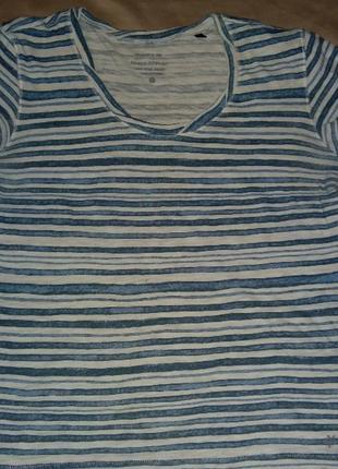 Стильная модная футболка от marc o'polo .оригинал