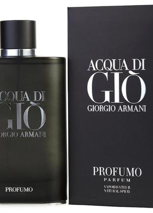 Парфюмированная вода giorgio armani - acqua di gio profumo - пробник 1,2 мл