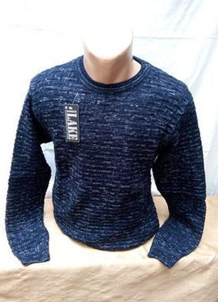 Стильный свитер, джемпер  расцветки. турция