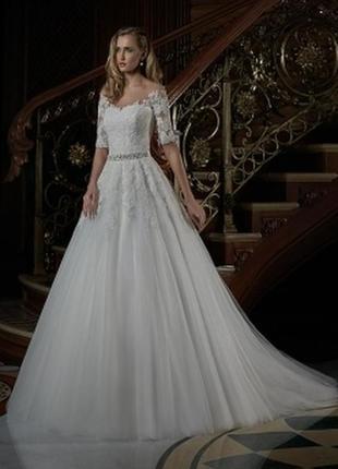 Весільне плаття daria karlozi