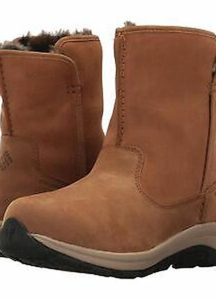 Columbia boots оригинал теплые ботинки сапожки