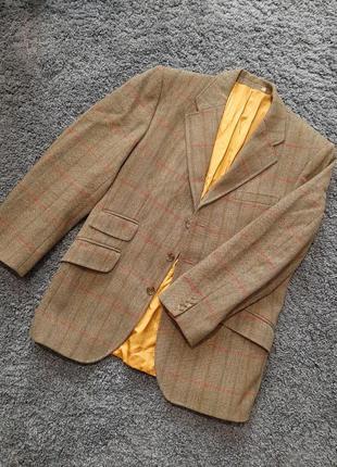 Пиджак оверсайз из 100% шерсти🔥