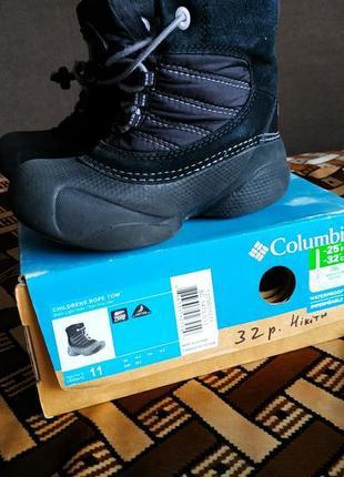Ботинки термоботинки сапожки сапоги зимние коламбия columbia