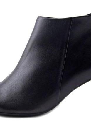 Кожание ботильони ботинки gabor
