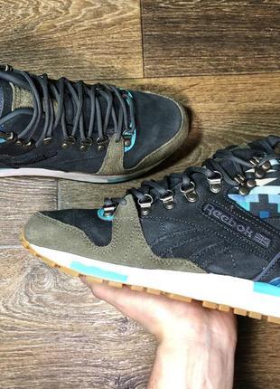 Ботинки reebok gl 6000 mid original кроссовки 38 высокие