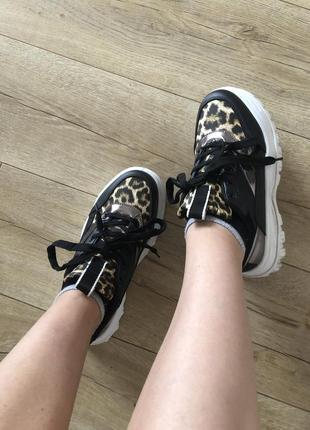 Кроссовки, кроссовки на платформе