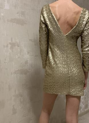 Красивое платье в палетку