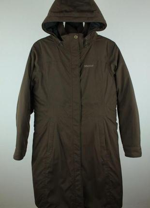 Шикарная парка пуховик marmot womens chelsea coat