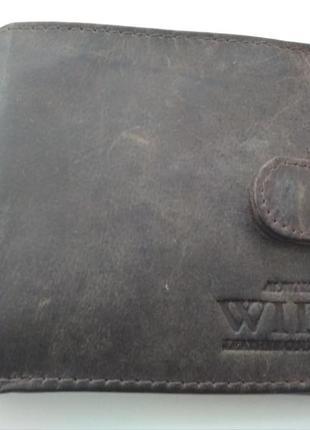 Чоловіче портмоне genuine leather