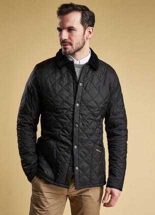 Оригинальная стёганная курточка barbour liddesdale quilted jacket