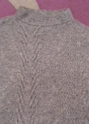 Очень теплый свитер next