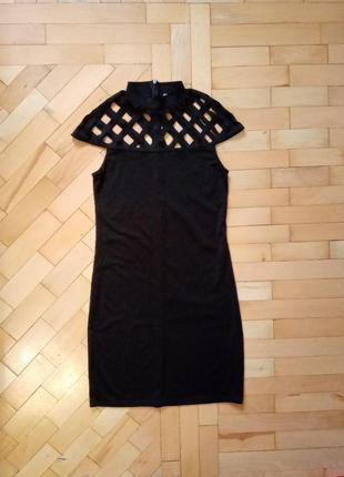 Маленькое черное платье xxs-xs