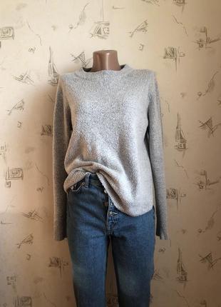 Oasis xs свитер очень мягкий, теплый мягусенький свитерок