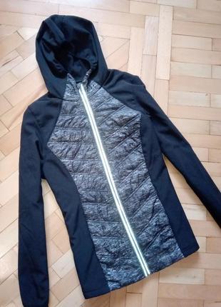 Курточка велокуртка зимняя куртка для занятия спортом