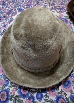Шляпа mayser теплая
