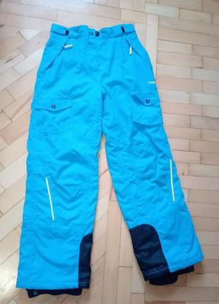 Лыжные штаны лыжный комбинизон rossi 152/158