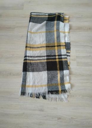 Теплый крутецкий шарф