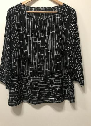 Блуза the collection debenhams p.16/44 #252. 1+1=3🎁