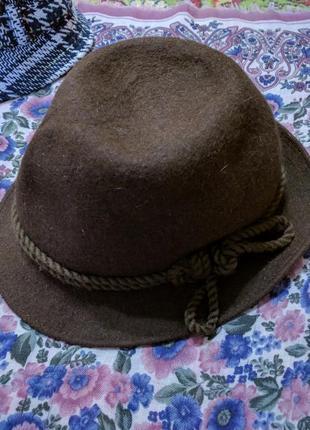 Шляпа  mayser фетровая