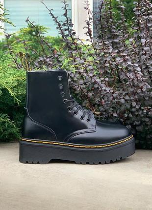 Ботинки dr. martens jadon black