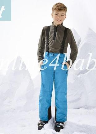 Лыжные штаны crivit на мальчика 6-8, 8-10,10-12,12-14 лет