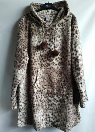 Тёплое платье худи американского бренда avon  eur 50/52, оригинал