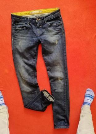 Брендовые женские джинсы zara 36 в прекрасном состоянии