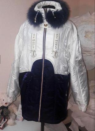 Гламурная лызнная курточка