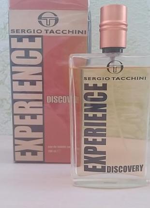 Sergio tacchini discovery experience 100 ml