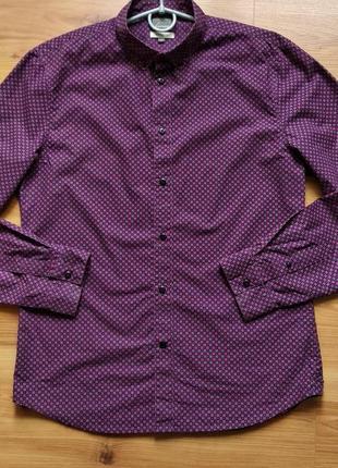 Рубашка сорочка linea