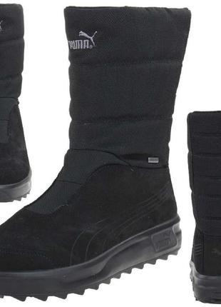Зимние сапоги /ботинки puma gore tex