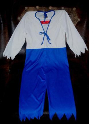 Маскарадный костюм морячок моряк матрос юнга