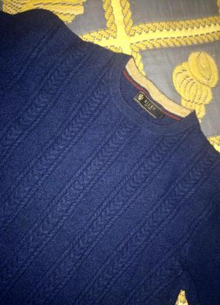 Шерстяная кофта свитер для подростка