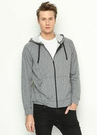 Оригинальная мужская толстовка nike dri-fit fullzip hoodie
