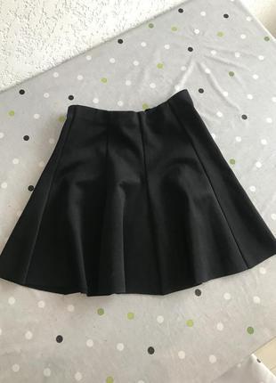 Красивая стильная юбка { обмен торг } высокая посадка высокая талия