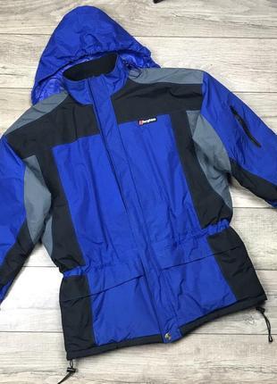 Berghaus vintage зимняя куртка