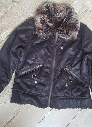 Куртка косуха зима