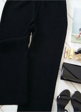 Planet  базовые лаконичные брюки,прямые штанины..# 268