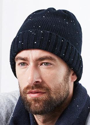 Мужская теплая шапка на флисе tcm tchibo германия