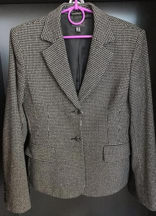 Шерстяной пиджак mexx