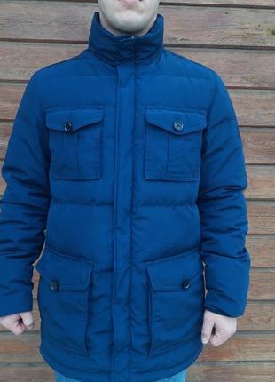 Оригинальная куртка парка пуховик tommy hilfiger