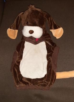 Карнавальный костюм собака на 3-6 лет.
